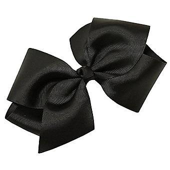 BOOLAVARD 3.5 inch high quality grosgrain ribbon hair bows,children hair accessories,baby hairbows girl hair bows WITH