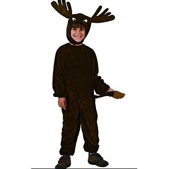 Disfraces animales niños Reno disfraz niño