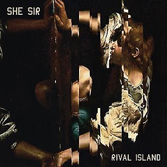 Hun Sir - Rival Island [Vinyl] USA import