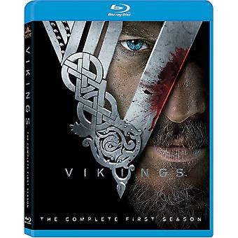 Vikingarna - vikingar: Säsong 1 [BLU-RAY] USA import