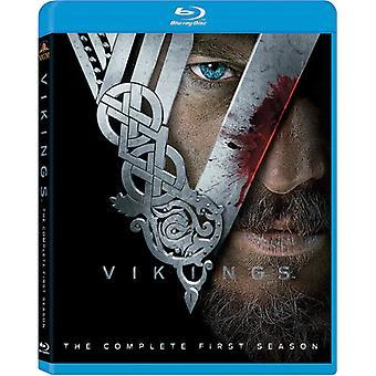 Vikingerne - vikinger: Sæson 1 [BLU-RAY] USA importerer