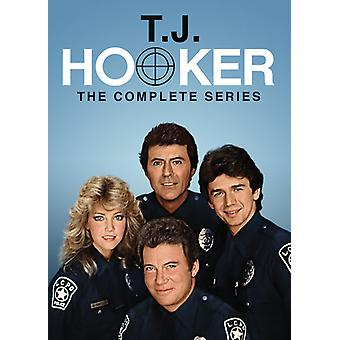T.J. Hooker: Complete Series [DVD] USA import
