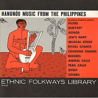 Hanun?O Music From the Philippines - Hanun?O Music From the Philippines [CD] USA import