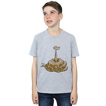 Disney Boys The Jungle Book Classic Kaa T-Shirt