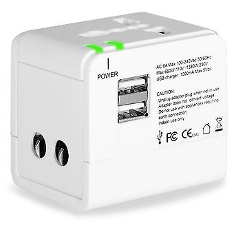 Superstudio Usb Universal Power Adapter White (DIY , Electricity , Switches and sockets)