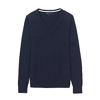Crew Clothing Foxy V Neck Ladies Jumper (AW16)