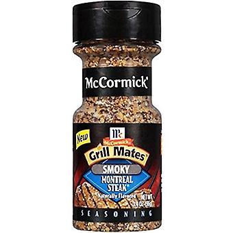 McCormick Grill Mates fumoso Montreal bistecca condimento