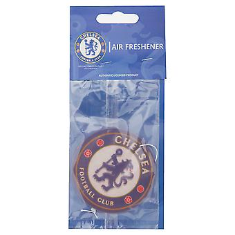 Chelsea FC Official Football Crest Car Air Freshener