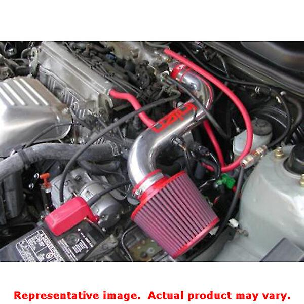 Injen Air Intake - IS Short Ram Intake System IS2020P Polished Fits:TOYOTA 1997