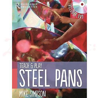 Teach & Play Steel Pans - Book & DVD