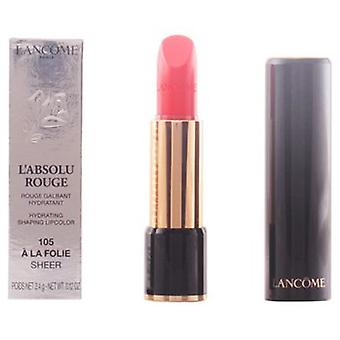 Lancome Absolue Rouge Sheer # 105-A La Folie 3.4 gr (Make-up , Lips , Lipsticks)