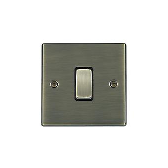 ハミルトン Litestat ハートランド アンティーク真鍮 1 g 10AX 間ロッカー AB/BL