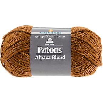 Alpaca Natural Blends Yarn-Toffee 241101-01012