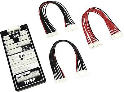LiPo balancer board Type (chargers): XH Type (rechargeable batteries): XH, EH, TP/FP Suitable for (no. of batteries): 2