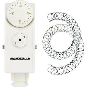 Pipe-fitted thermostat 0 up to 90 °C Basetech GB