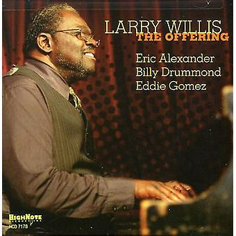 Larry Willis - Offering [CD] USA import