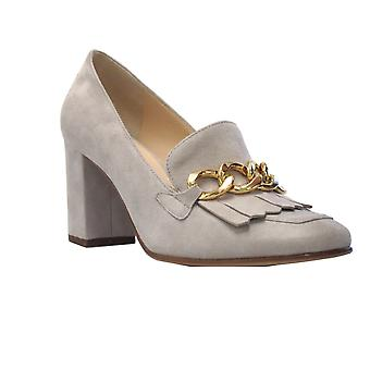 Hogl Womens Shoe 107022 Light Grey