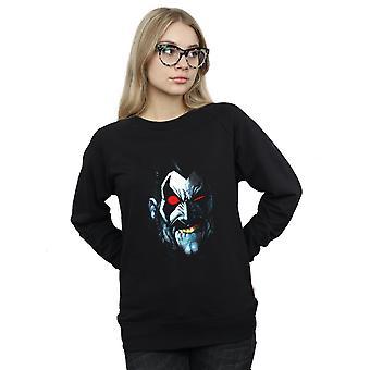 DC Comics Women's Lobo Portrait Sweatshirt