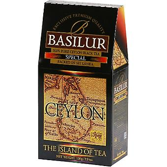 Basilur Tea Island Of Tea Special Loose Tea Pack 100G