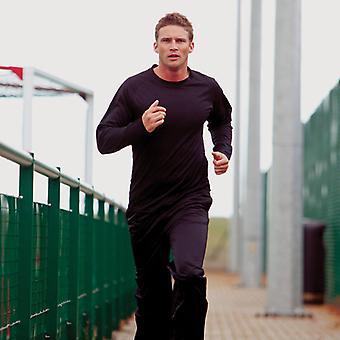 Tombo Teamsport Long Sleeve Aridus Dri Running T-Shirt