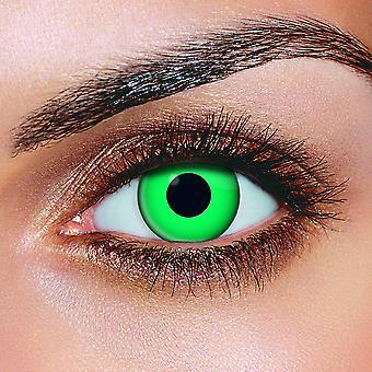 Emerald Green Contact Lenses (Pair)