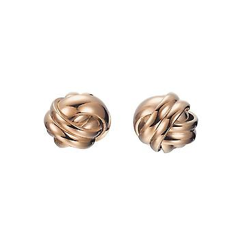 Joop women's earrings stainless steel Rosé embrace JPER10028C000