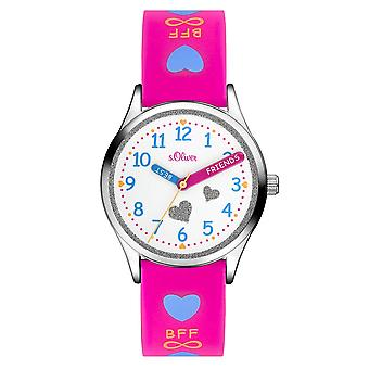s.Oliver watch kids watch kids girl SO-3501-PQ