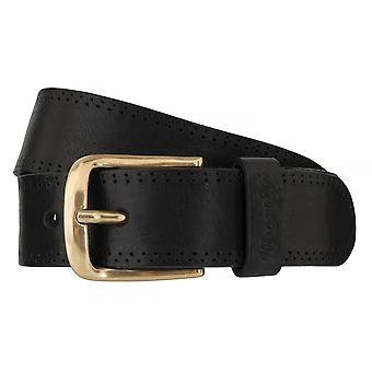 WRANGLER belt leather belts men's belts black 6530