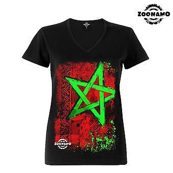 Zoonamo T-Shirt ladies Morocco of classic