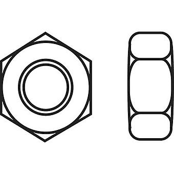 Hexagonal nuts M8 DIN 934