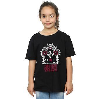 Disney Princess Girls Snow White Warped T-Shirt