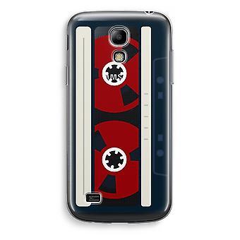Samsung Galaxy S4 Mini przezroczyste etui - oto Twój taśma
