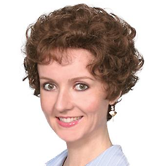 Fashion women short curly Fay wig
