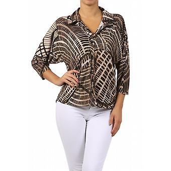Waooh - Fashion - skjorte bredt