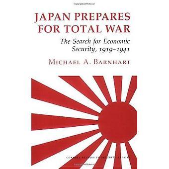 Japan bereitet für den totalen Krieg - die Suche für Wirtschaftssicherheit - 1919