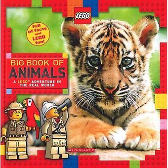 Großes Buch der Tiere (Lego Nonfiction) von Scholastic - 9781338130072 B