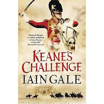 Keane's Challenge by Iain Gale - 9781782064534 Book