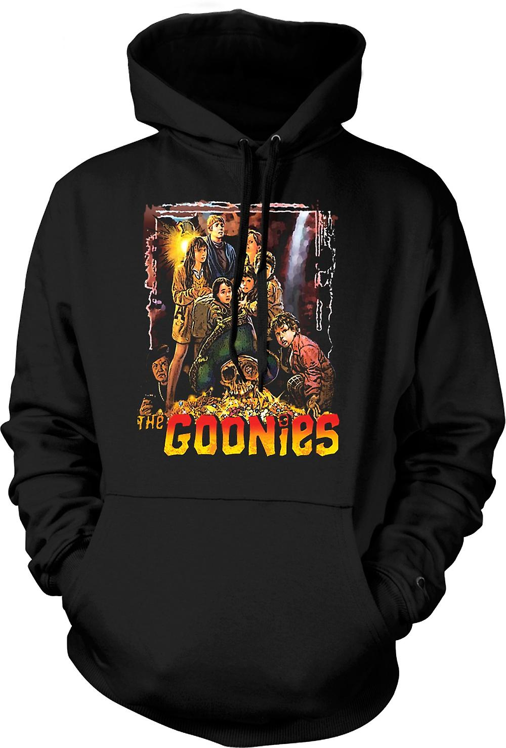 Kids Hoodie - The Goonies Treasure - Movie