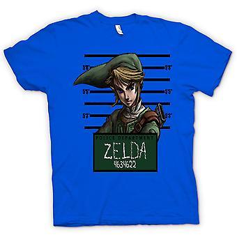Dla dzieci T-shirt - Zelda - Shot kubek - śmieszne