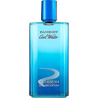 Davidoff Cool Water Caribische zomer editie Edt 125 ml