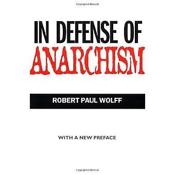 Em defesa do anarquismo por Robert Paul Wolff - 9780520215733 livro