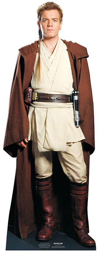 Obi Wan Kenobi - Star Wars cartone Lifesize ritaglio / Standee (Ewan McGregor)