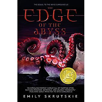 The Edge of the Abyss by Emily Skrutskie - 9781635830002 Book