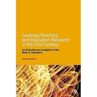 Apprentissage - enseignement et recherche en éducation au XXIe siècle - un Ev