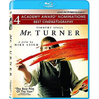 Mr. Turner [BLU-RAY] USA import