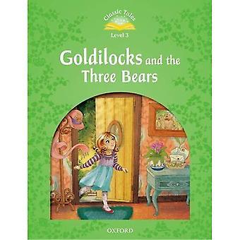 Contos clássicos segunda edição: Nível 3: Cachinhos dourados e os três ursos
