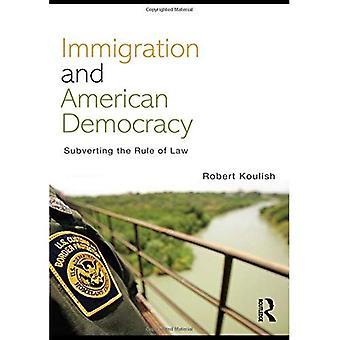 Indvandring og amerikanske demokrati