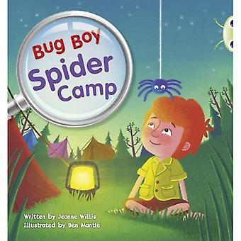 Camp de l'araignée (jaune C)