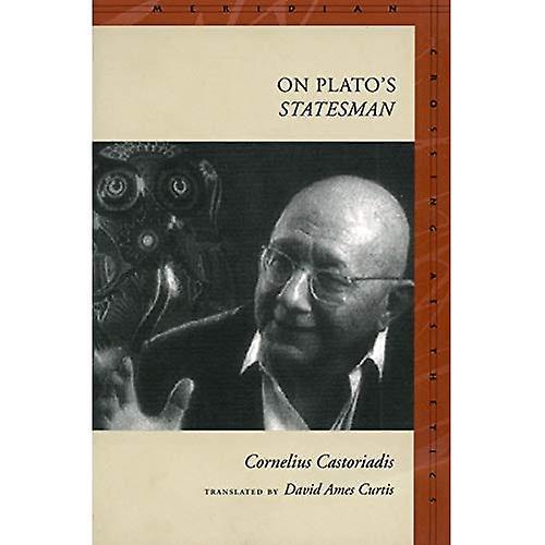 On Plato& 039;s Stateshomme (Meridian  Crossing Aesthetics Series)