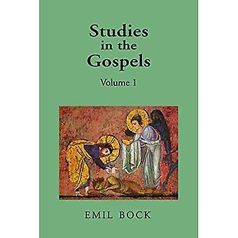 Studies in the Gospels: v. 1